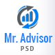 Mister Advisor<hr/> Consulting and Finance Template&#8221; height=&#8221;80&#8243; width=&#8221;80&#8243;></a></div><div class=