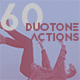 60 Duotone Actions