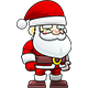 Santa Claus Game + Admob ads