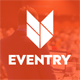 Eventry - Conference & Event Landing Page WordPress Theme