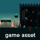 Knight Platformer Game Tileset and Assets