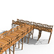 Download Wooden Pier from 3DOcean