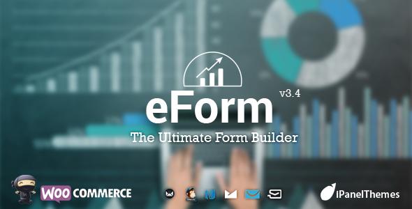 eForm - WordPress Form Builder - CodeCanyon Item for Sale