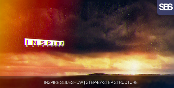Inspire Media Slideshow (Abstract)