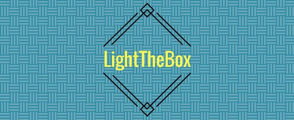 Lightthebox banner