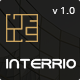 Interrio - HTML Template for Architecture, Construction, and Interior Design