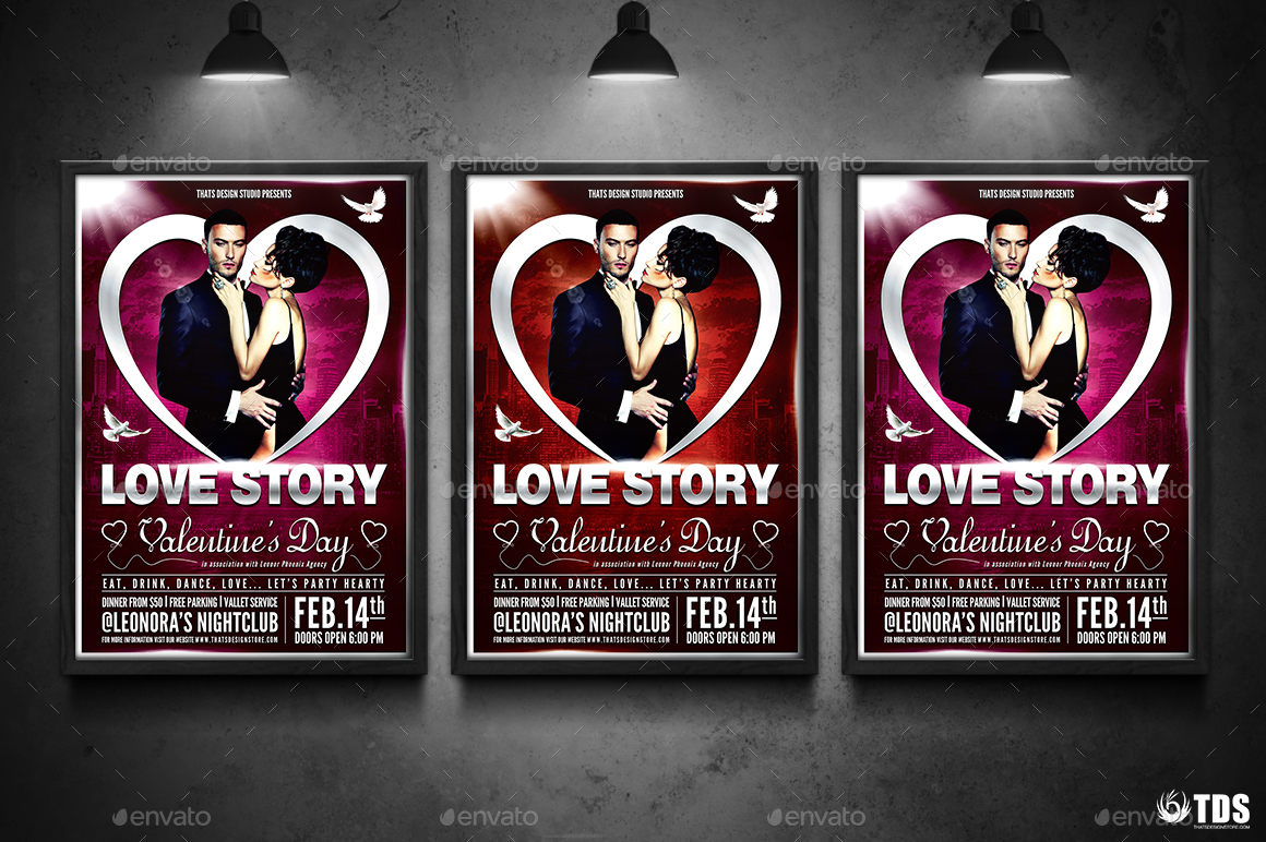 valentines day flyer template v2 by noryach graphicriver day flyer template v2 jpg