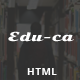 Educa - Responsive Educational Template
