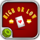 High or Low - HTML5 Casino Game