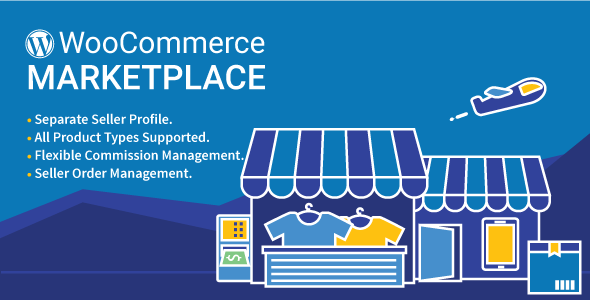 Download WordPress WooCommerce Marketplace Plugin nulled download