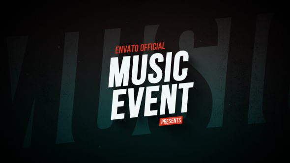 Music Event Promo (Special Events)
