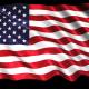 USA Flag Loop Animation