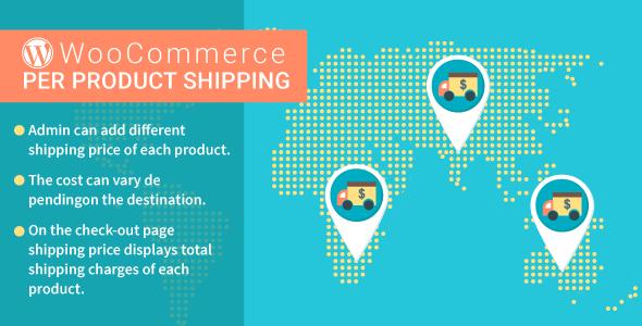 WordPress WooCommerce Per Solution Shipping Plugin (WooCommerce)