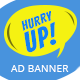 Online Shopping - HTML Animated Banner 12