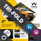 Automobile Introduction Tri-Fold Templates