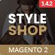 Styleshop - Responsive Multipurpose Magento 2.1.3 Theme