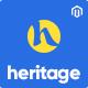 Heritage - Responsive Magento 2 Theme