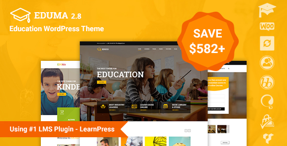 Education WordPress Theme | Education WP