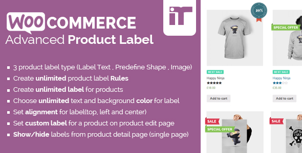 Download WooCommerce Advanced Product Label nulled download