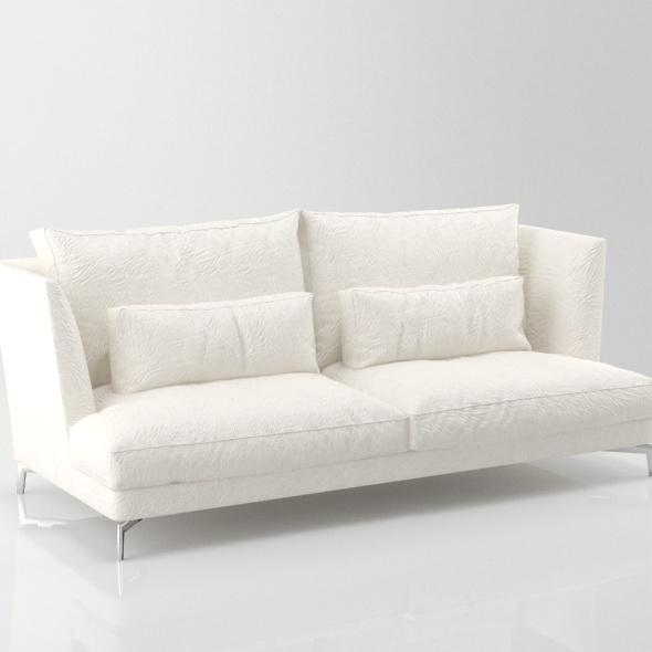 Sofa Feel Good - 3DOcean Item for Sale