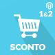 Sconto - Premium Magento 2&1 Theme