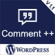 Advance comment system wordpress plugin