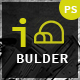iBULDER - Construction & Building Template