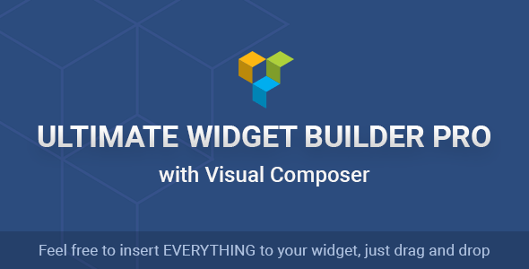 Download Ultimate Widget Builder Pro with Visual Composer nulled download