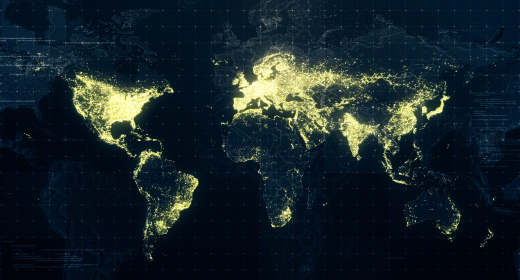 Maps Night Lighting