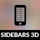 SideBars 3D   Mobile & Tablet Responsive Template