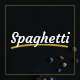 Spaghetti - Multi-Purpose Food & Restaurant PSD Template