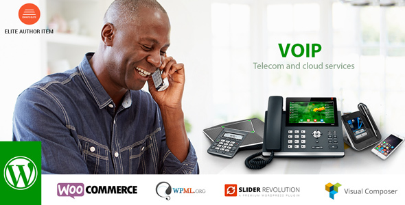 VOIP, Telecom and cloud solutions (Business enterprise)