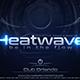 Heatwave EDM Flyer Template