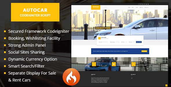 Download Auto car - Car listing script nulled download