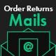 Order Returns Mails