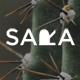 Sara – Responsive Email + StampReady Builder