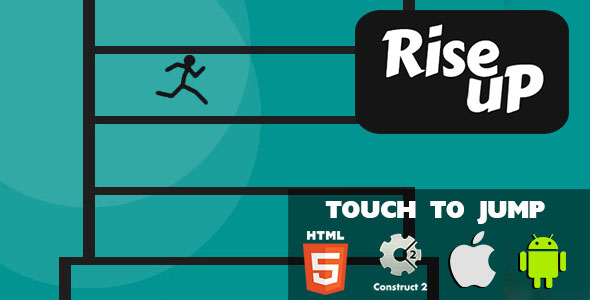 Download Rise Up - HTML5 Game (CAPX)