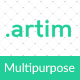 Artim Multipurpose WordPress Theme