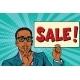 African Businessman the Secret Sale