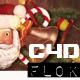 Santa Claus Greetings Cinema4D