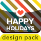 Happy Holidays Pack