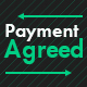 Payment agreed