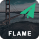Flame - Multipurpose Responsive Email Template + Stampready Builder
