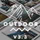 Outdoor - Creative Photography/Portfolio WordPress Theme
