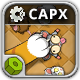 Tap The Rat - HTML5 Construct Tap Game