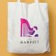 Harpist Logo