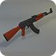 Low Poly AK-47