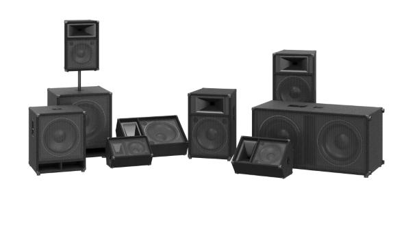 VideoHive Speakers Audio Loud System Set 19227597