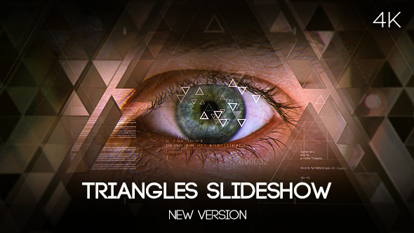 Triangles Slideshow (Abstract)