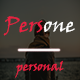 Persone - OnePage Responsive Personal Template